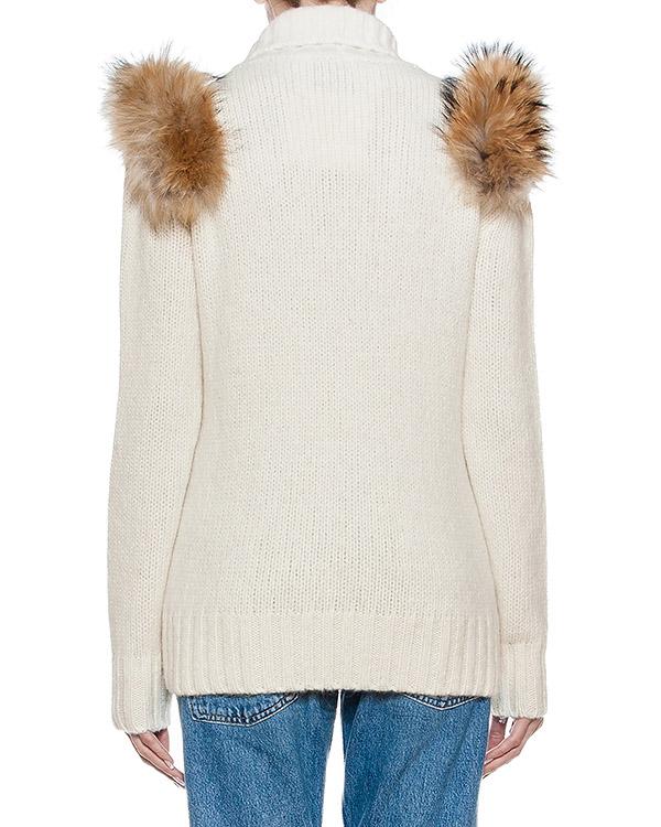 женская свитер Forte Couture, сезон: зима 2016/17. Купить за 24700 руб. | Фото 2