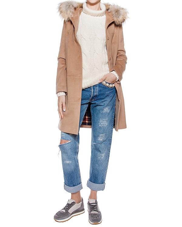 женская свитер Forte Couture, сезон: зима 2016/17. Купить за 24700 руб. | Фото 3