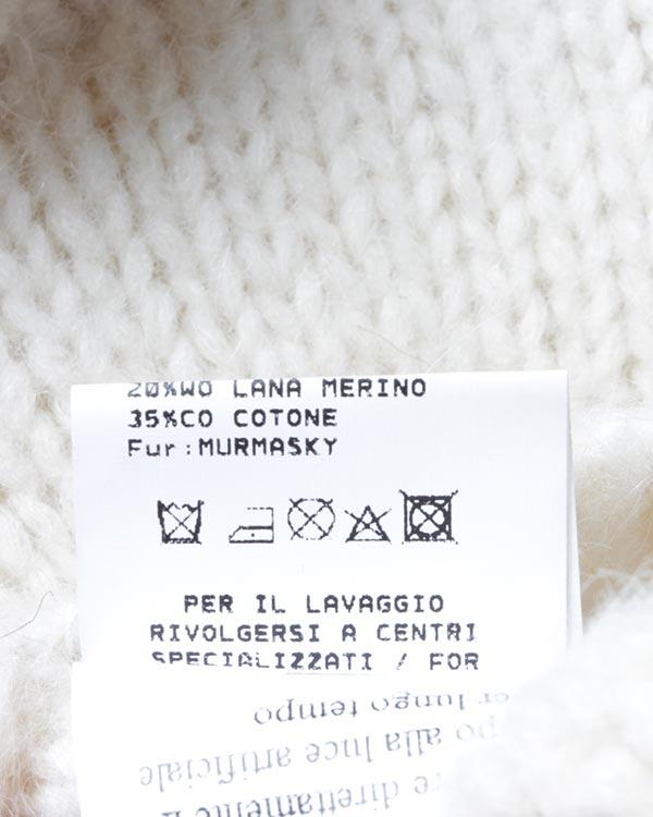 женская свитер Forte Couture, сезон: зима 2016/17. Купить за 24700 руб. | Фото 5