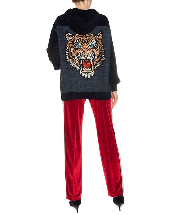 женская олимпийка Forte Couture, сезон: зима 2017/18. Купить за 39700 руб. | Фото $i