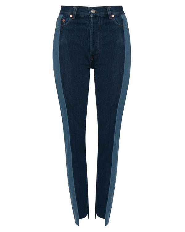 джинсы с высокой посадкой на талии артикул FCFW1738 марки Forte Couture купить за 31000 руб.