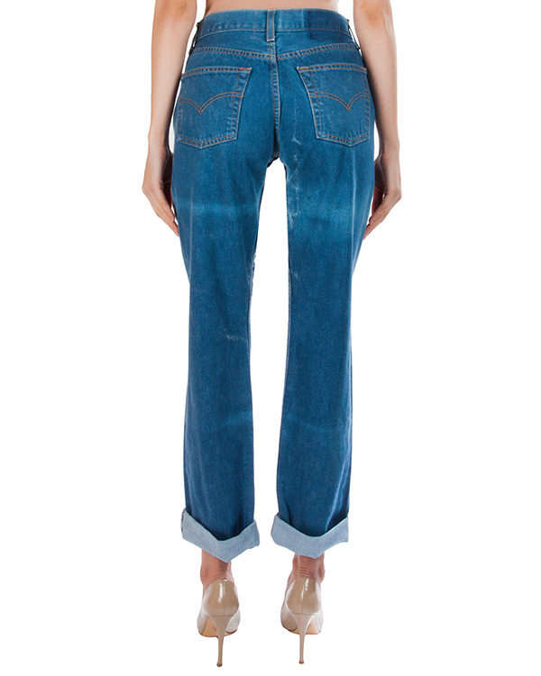 женская джинсы Forte Couture, сезон: лето 2016. Купить за 21300 руб. | Фото 2