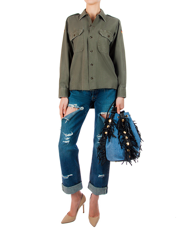 аксессуары рюкзак Forte Couture, сезон: лето 2016. Купить за 27300 руб. | Фото 4