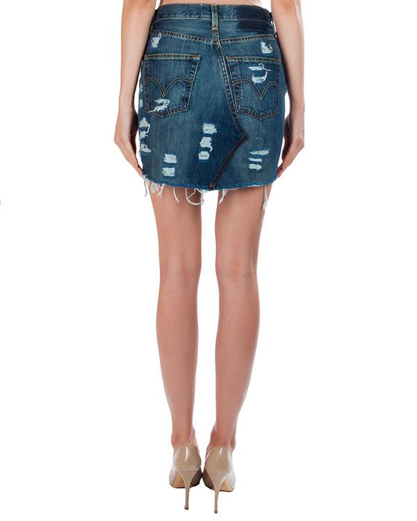 женская юбка Forte Couture, сезон: лето 2016. Купить за 10700 руб. | Фото 2
