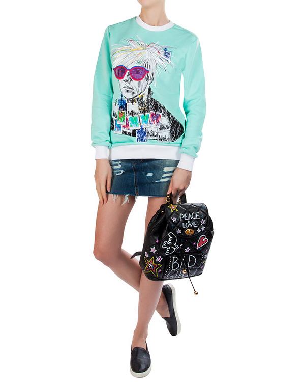 женская юбка Forte Couture, сезон: лето 2016. Купить за 10700 руб. | Фото 3