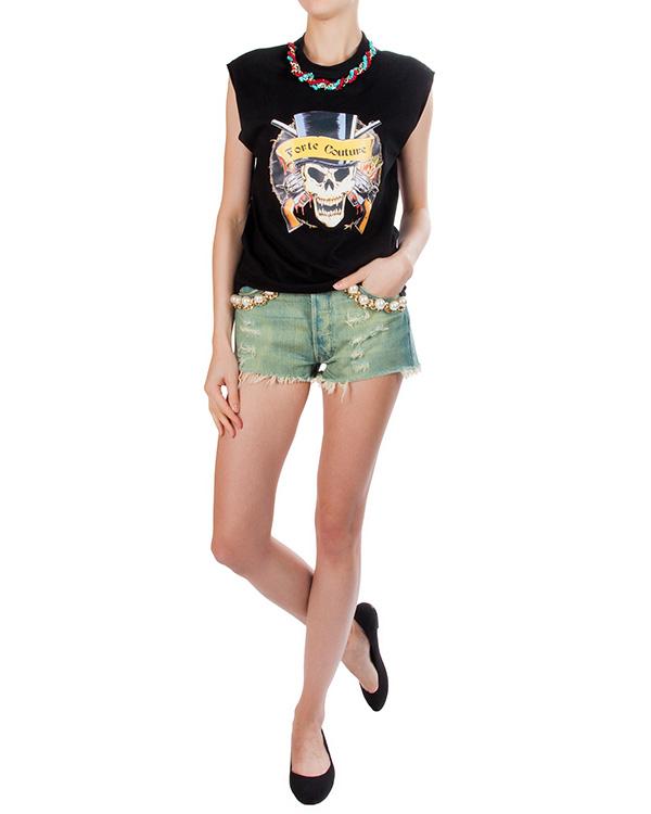 женская шорты Forte Couture, сезон: лето 2016. Купить за 10700 руб. | Фото 3