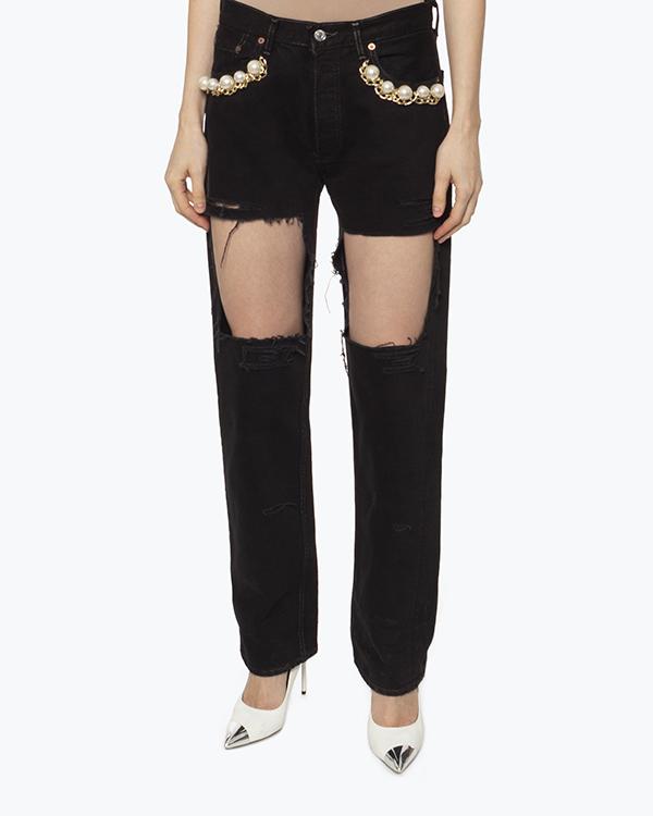 женская джинсы Forte Couture, сезон: лето 2016. Купить за 16400 руб. | Фото $i