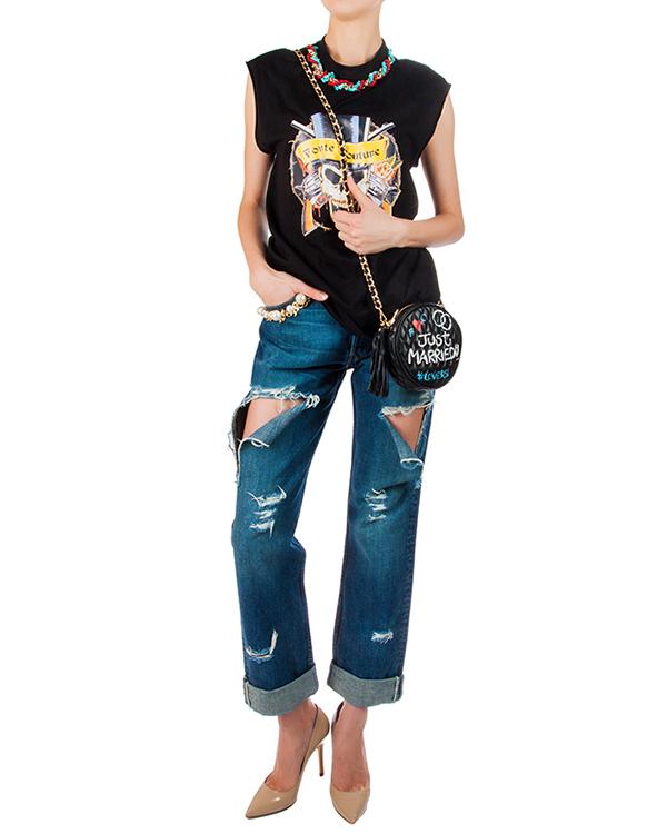 женская футболка Forte Couture, сезон: лето 2016. Купить за 11800 руб. | Фото 3