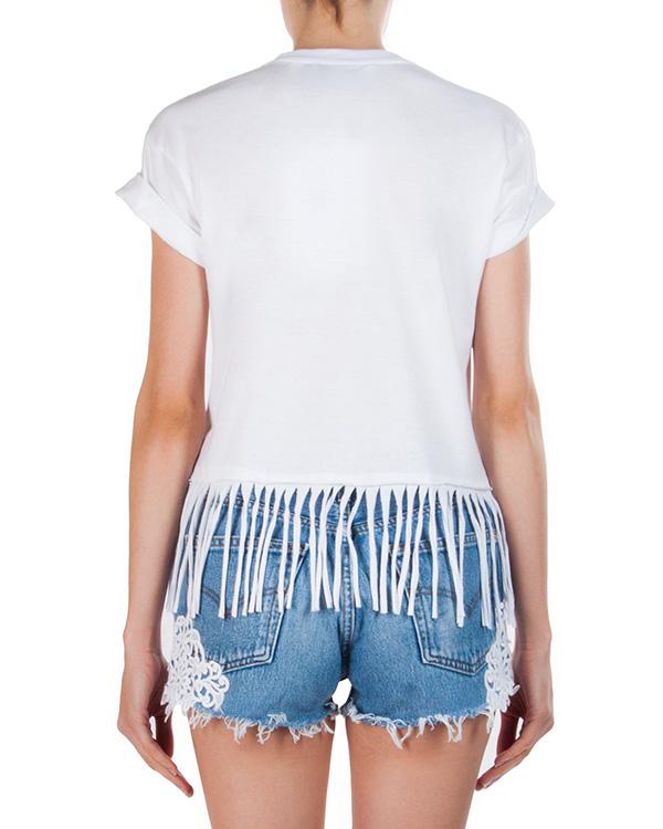 женская футболка Forte Couture, сезон: лето 2016. Купить за 8500 руб. | Фото 2