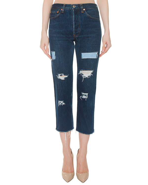 джинсы  артикул FCSS17115 марки Forte Couture купить за 11100 руб.