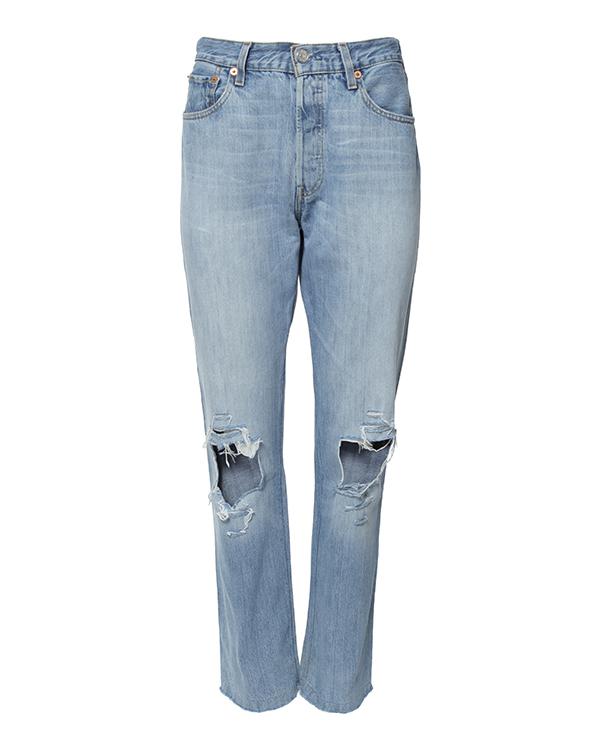 джинсы  артикул FCSS17116 марки Forte Couture купить за 10400 руб.
