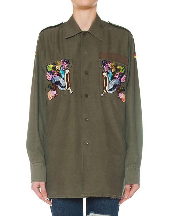 рубашка  артикул FCSS1742 марки Forte Couture купить за 28900 руб.