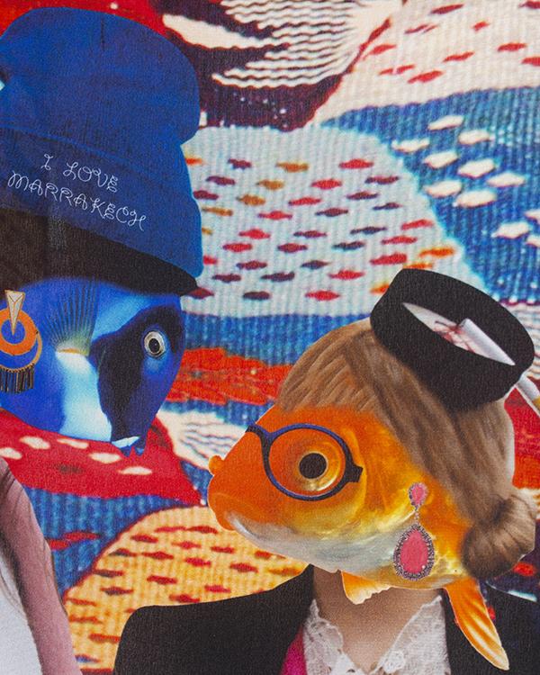 женская топ The Artistylist, сезон: лето 2016. Купить за 9800 руб. | Фото 5