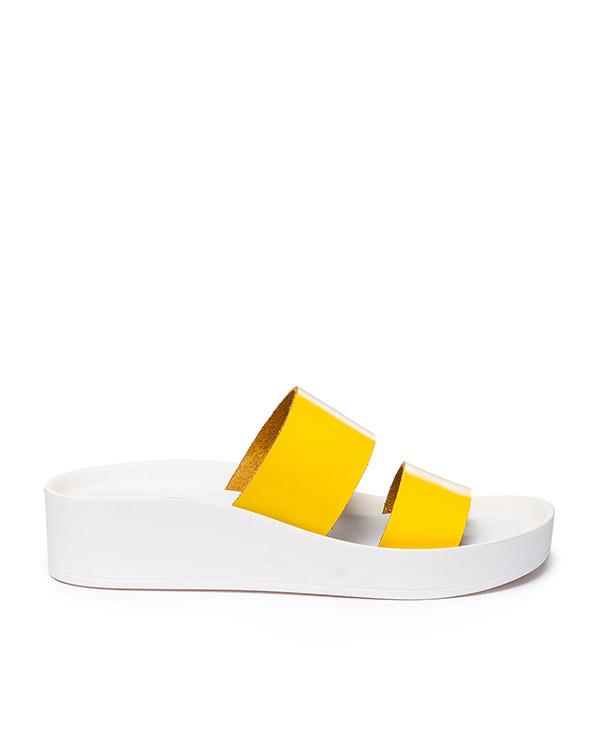 женская сандалии P.A.R.O.S.H., сезон: лето 2015. Купить за 3400 руб. | Фото 1