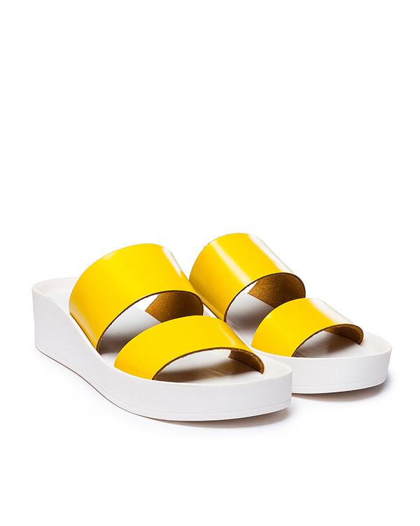 женская сандалии P.A.R.O.S.H., сезон: лето 2015. Купить за 3400 руб. | Фото 2