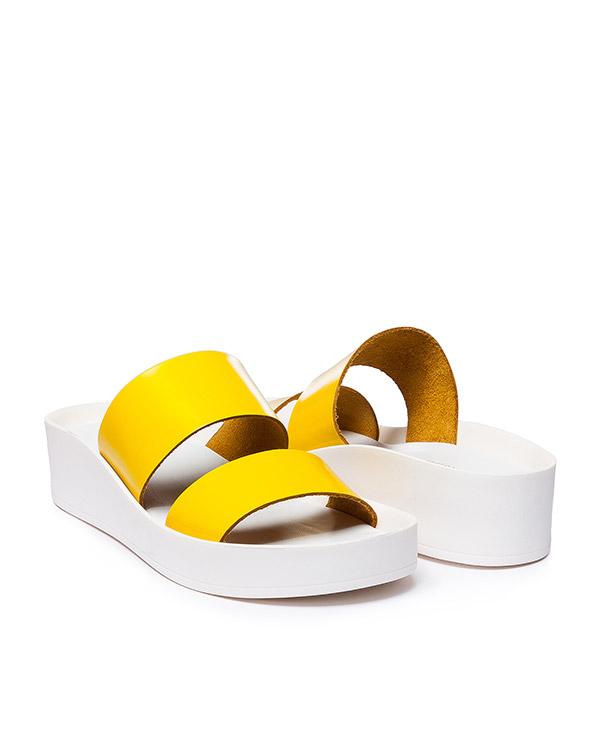 женская сандалии P.A.R.O.S.H., сезон: лето 2015. Купить за 3400 руб. | Фото 3