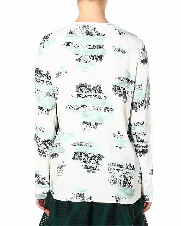 женская блуза TIBI, сезон: зима 2014/15. Купить за 11800 руб. | Фото 2