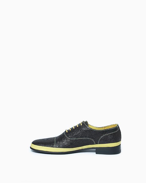 мужская туфли Jean-Baptiste Reatureau, сезон: лето 2013. Купить за 11600 руб. | Фото 3
