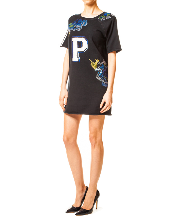 женская платье P.A.R.O.S.H., сезон: лето 2014. Купить за 15100 руб. | Фото 3