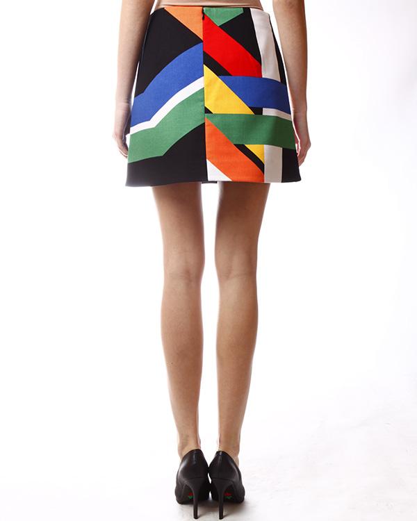 женская юбка TIBI, сезон: зима 2013/14. Купить за 7100 руб. | Фото 2