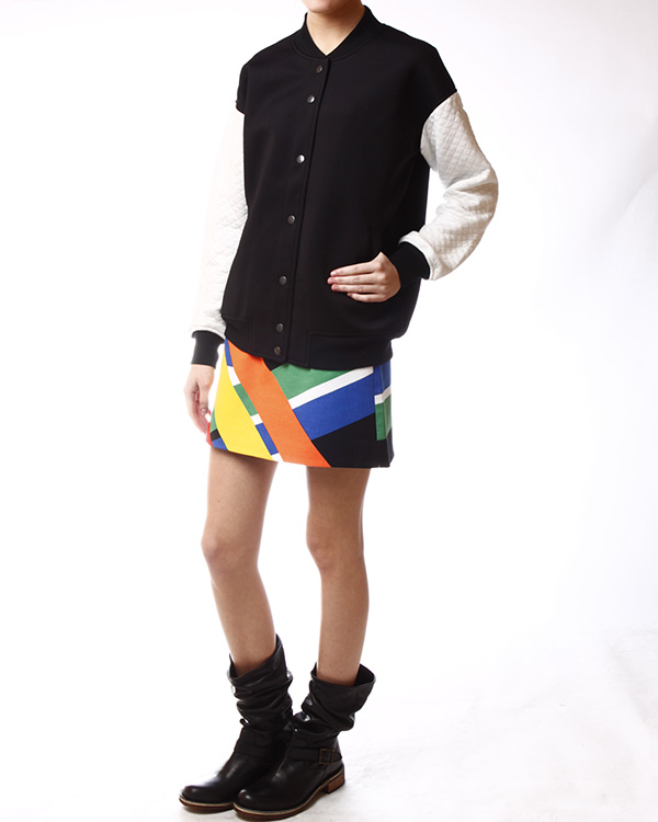 женская юбка TIBI, сезон: зима 2013/14. Купить за 7100 руб. | Фото 3