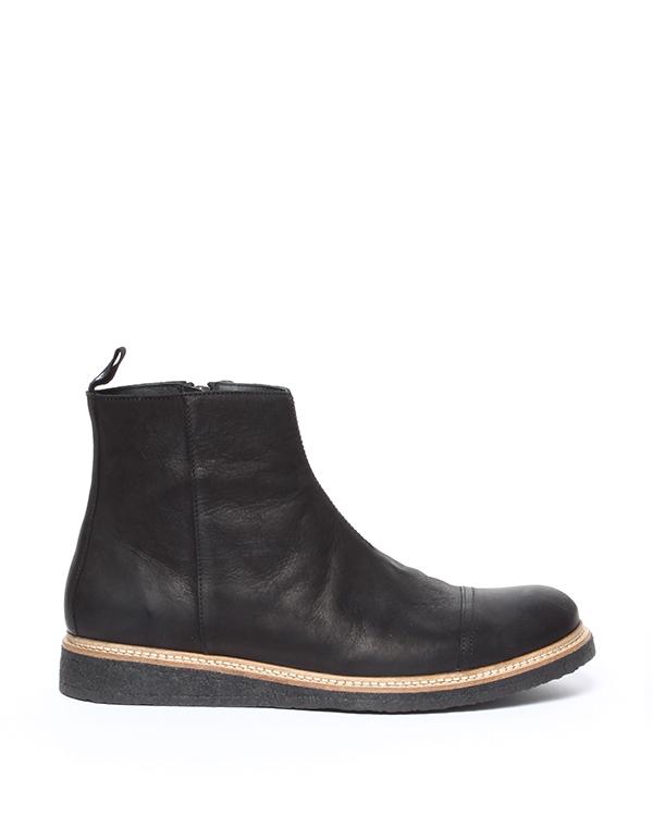 мужская ботинки Silent Damir Doma, сезон: зима 2014/15. Купить за 12500 руб.   Фото 1
