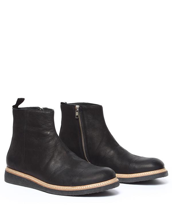 мужская ботинки Silent Damir Doma, сезон: зима 2014/15. Купить за 12500 руб.   Фото 2