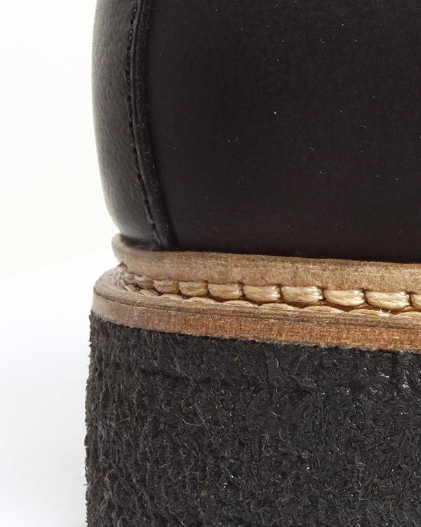 мужская ботинки Silent Damir Doma, сезон: зима 2014/15. Купить за 12500 руб.   Фото 5