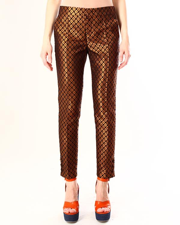 женская брюки Valentino Red, сезон: зима 2013/14. Купить за 6600 руб. | Фото 1