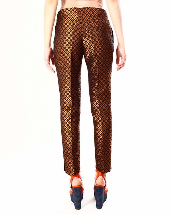 женская брюки Valentino Red, сезон: зима 2013/14. Купить за 6600 руб. | Фото 2