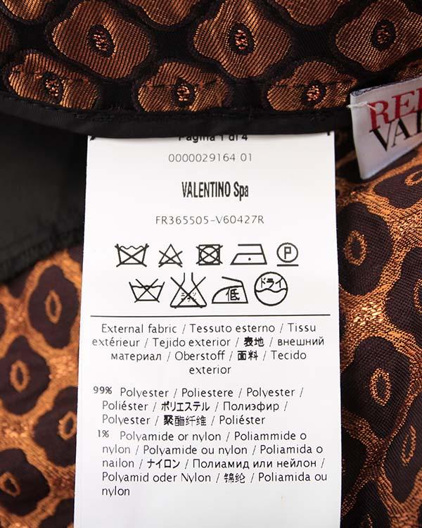 женская брюки Valentino Red, сезон: зима 2013/14. Купить за 6600 руб. | Фото 5