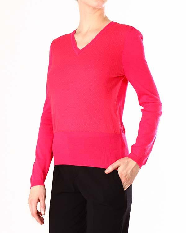 женская пуловер Valentino Red, сезон: зима 2013/14. Купить за 6600 руб. | Фото 2