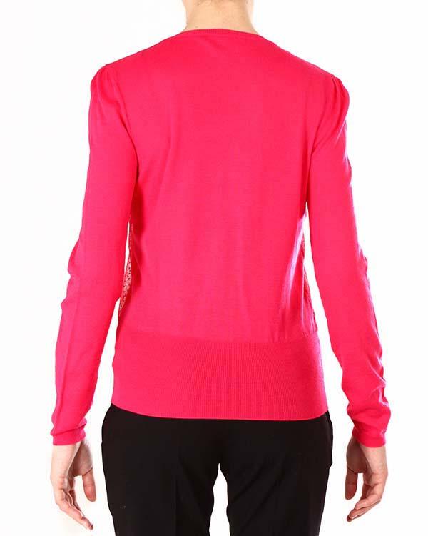 женская пуловер Valentino Red, сезон: зима 2013/14. Купить за 6600 руб. | Фото 3