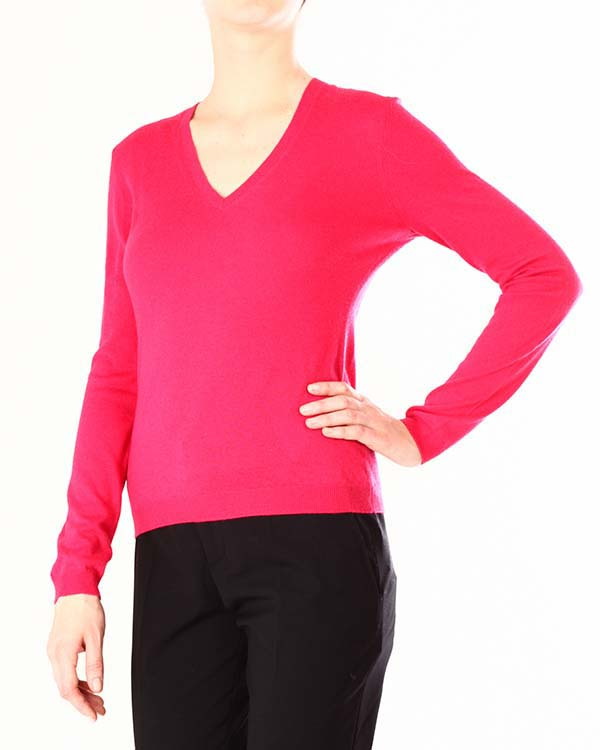 женская пуловер Valentino Red, сезон: зима 2013/14. Купить за 7100 руб. | Фото 2