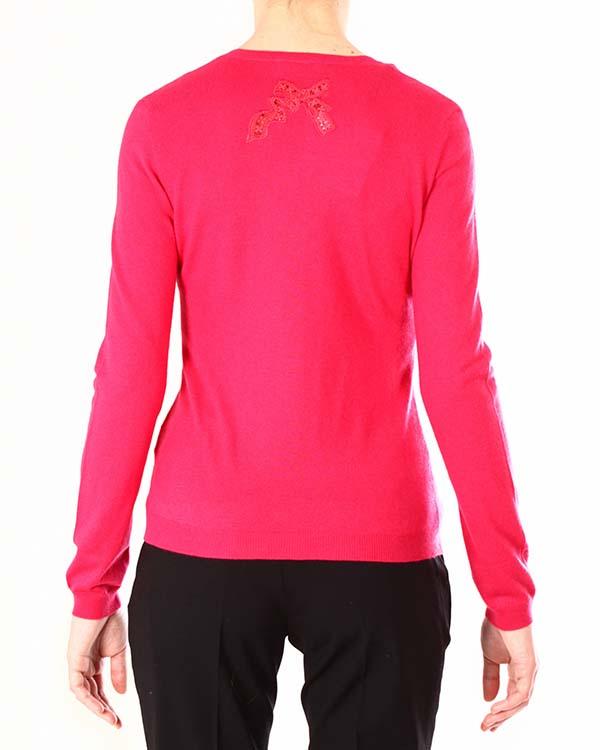 женская пуловер Valentino Red, сезон: зима 2013/14. Купить за 7100 руб. | Фото 3