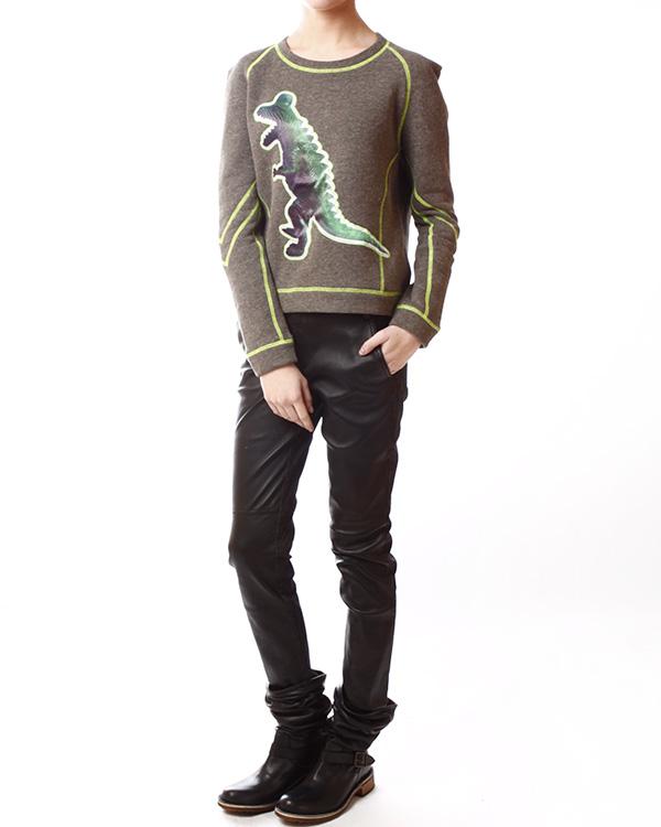женская джинсы TIBI, сезон: зима 2013/14. Купить за 15300 руб. | Фото 3