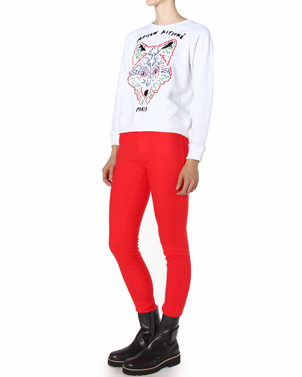 женская свитшот Maison Kitsune, сезон: зима 2014/15. Купить за 7500 руб. | Фото 3