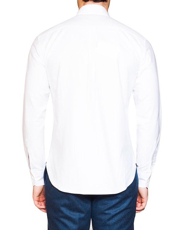 мужская рубашка Maison Kitsune, сезон: зима 2015/16. Купить за 7000 руб. | Фото 2