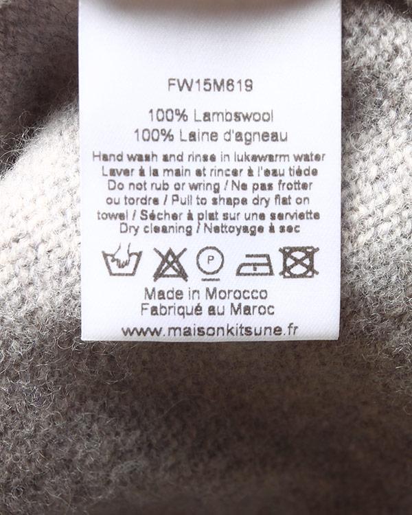 мужская джемпер Maison Kitsune, сезон: зима 2015/16. Купить за 8400 руб. | Фото $i