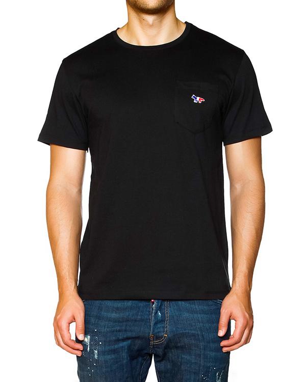 мужская футболка Maison Kitsune, сезон: зима 2015/16. Купить за 2600 руб. | Фото 1