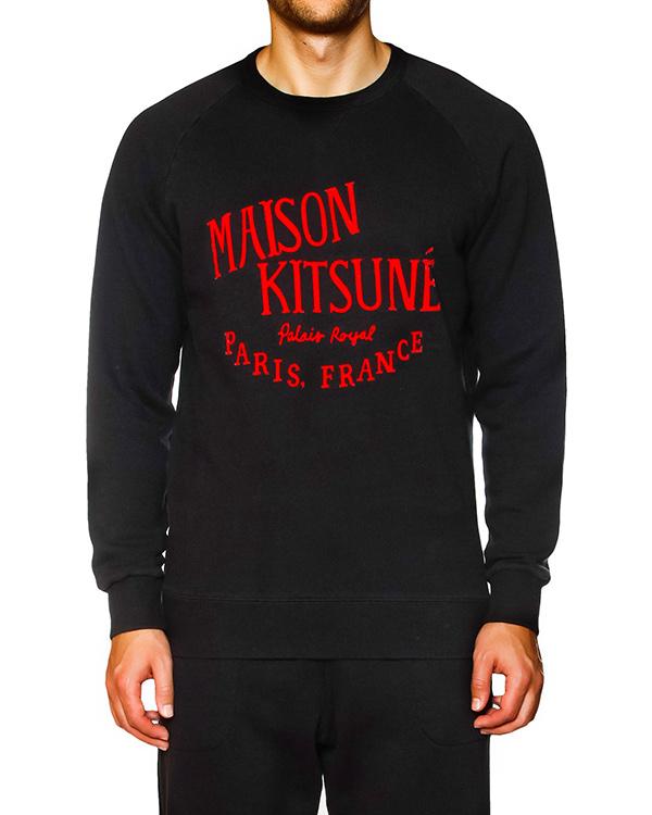 мужская свитшот Maison Kitsune, сезон: зима 2015/16. Купить за 5500 руб. | Фото $i