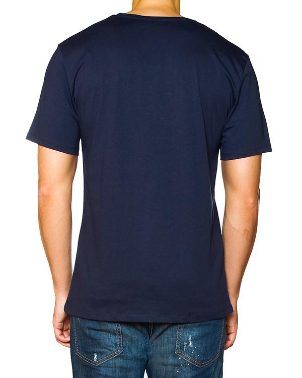 мужская футболка Maison Kitsune, сезон: зима 2015/16. Купить за 2200 руб. | Фото 2