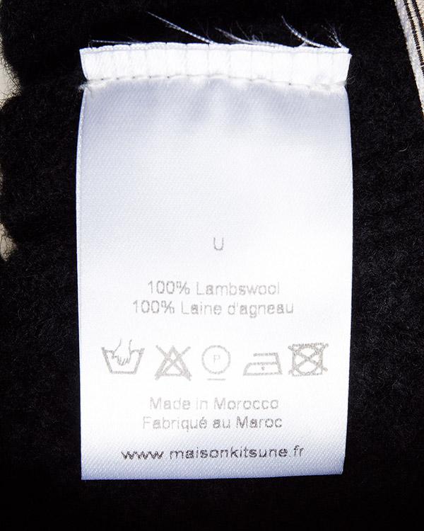 аксессуары шапка Maison Kitsune, сезон: зима 2015/16. Купить за 3000 руб. | Фото 4