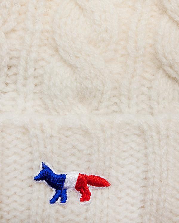 аксессуары шапка Maison Kitsune, сезон: зима 2015/16. Купить за 3000 руб. | Фото 3