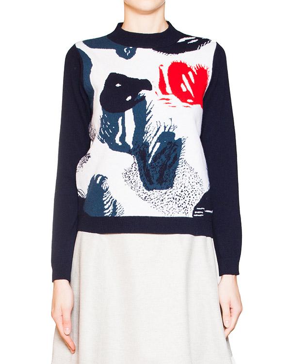 женская джемпер Maison Kitsune, сезон: зима 2015/16. Купить за 13100 руб. | Фото 1
