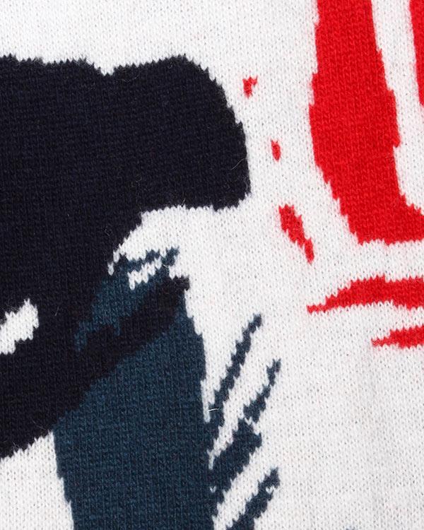 женская джемпер Maison Kitsune, сезон: зима 2015/16. Купить за 13100 руб. | Фото 4