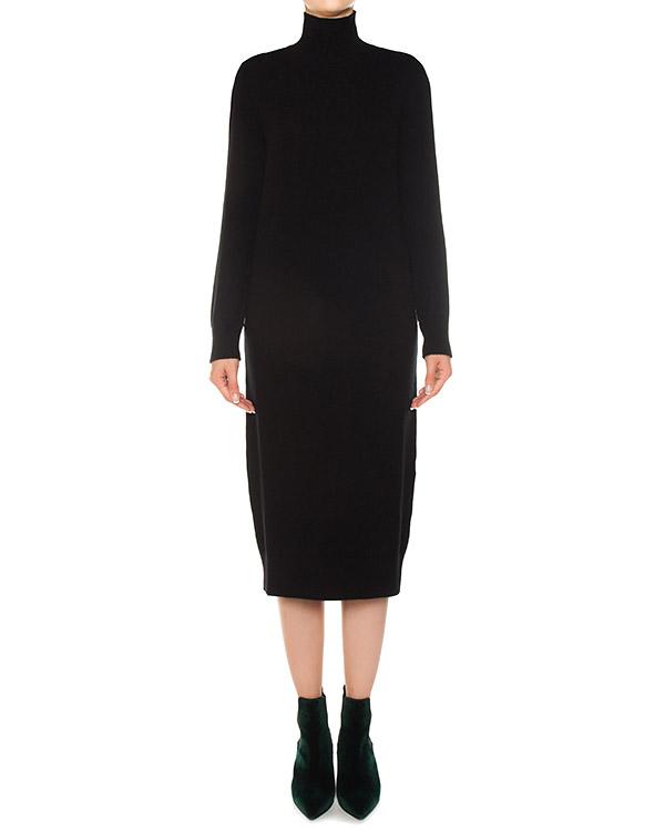 платье из мягкой трикотажной шерсти с добавлением кашемира артикул FW170048 марки MRZ купить за 46700 руб.