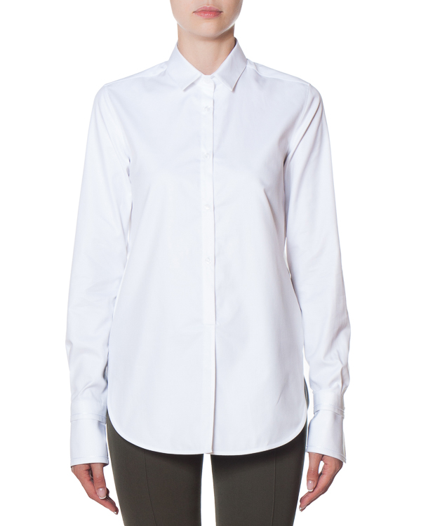 рубашка классического кроя из хлопка артикул FW170063 марки MRZ купить за 24300 руб.