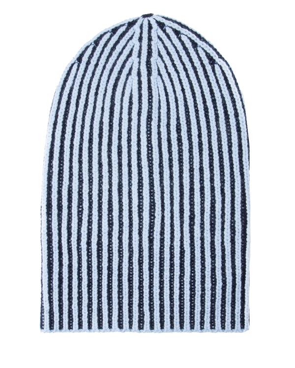 шапка из шерсти и кашемира артикул FW170137 марки MRZ купить за 8400 руб.