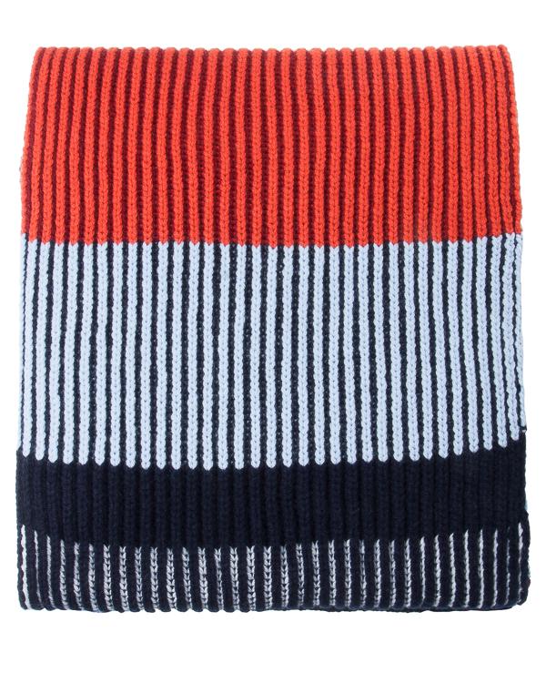 шарф из шерсти и кашемира артикул FW170251 марки MRZ купить за 21100 руб.